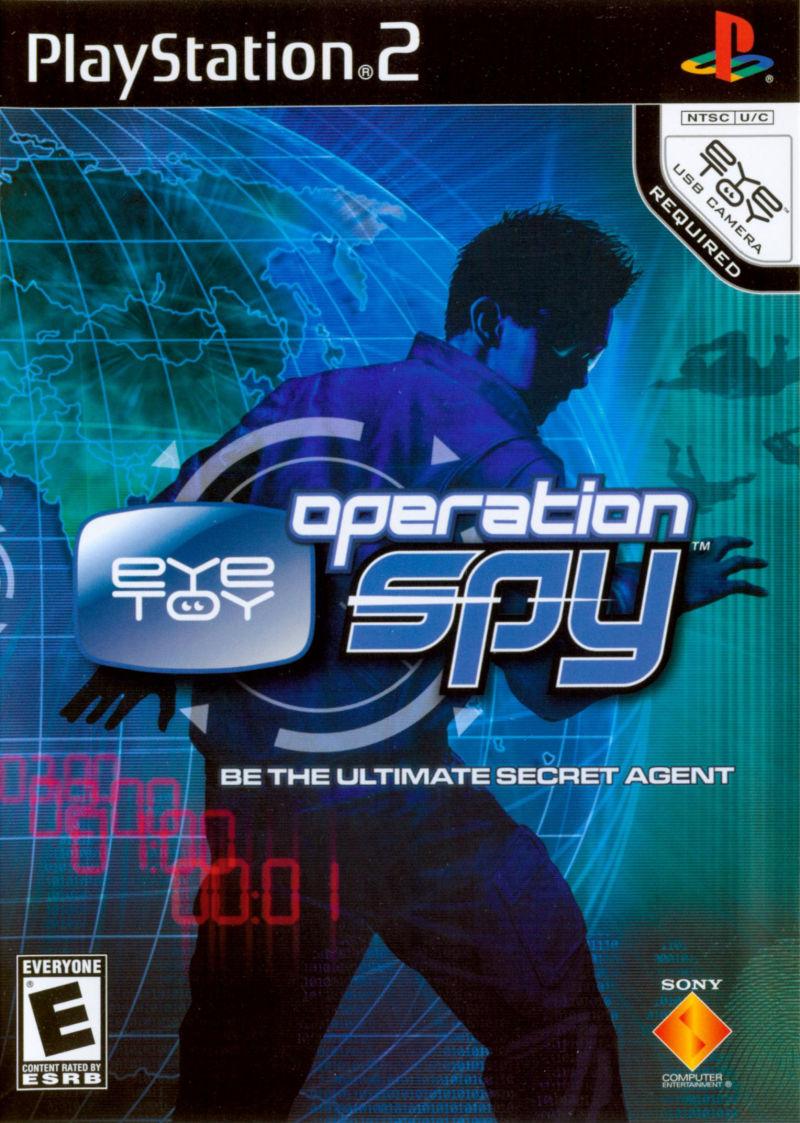 EyeToy - Operation Spy PS2