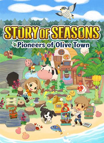 Story of Seasons: Pioneers of Olive Town Repack Download [535 MB] + ALL DLC's   Goldberg & DOGE ISO   Fitgirl Repacks