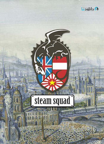 Steam Squad Repack Download [861 MB]   CODEX ISO