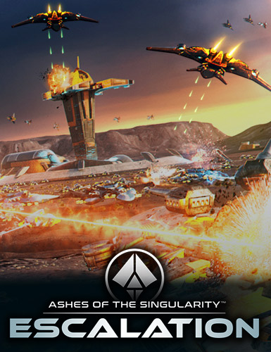 Ashes of the Singularity: Escalation v3.10.191346 Repack Download [6.9 GB] + 13 DLCs/Bonus Content | PLAZA ISO | Fitgirl Repacks