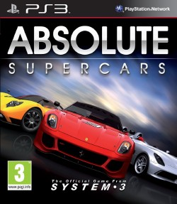 Absolute Supercars (PS3) Repack Download [3.71 GB] | PS3 Games ROM & ISO Download